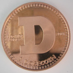 Shibe Mint copper Dogecoin